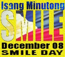 Isang MInutong SMILE Logo